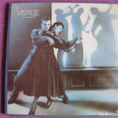 Discos de vinilo: LP - VISAGE - SAME (SPAIN, POLYDOR 1981). Lote 187450600