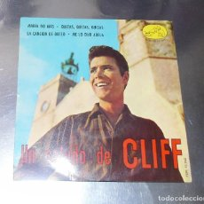 Discos de vinilo: CLIFF RICHARD ---MARIA NO MAS / QUIZAS,QUIZAS,QUIZAS /LA CANCION DE ORFEO / ME LO DIJO ADELA -1963. Lote 187450670