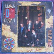 Discos de vinilo: LP - DURAN DURAN - SEVEN AND THE RAGGED TIGER (SPAIN, EMI RECORDS 1983). Lote 187451285