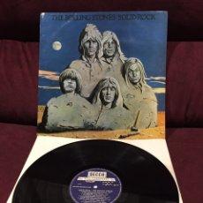 Discos de vinilo: THE ROLLING STONES - SOLID ROCK LP, RECOPILATORIO, 1981, ESPAÑA, PRIMERA EDICIÓN. Lote 187453701