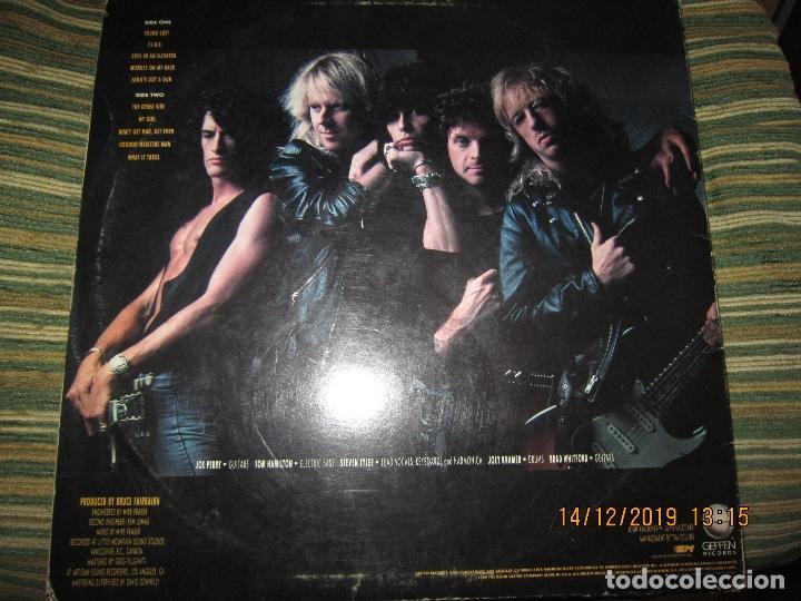 Discos de vinilo: AEROSMITH - PUMP LP - ORIGINAL U.S.A. - GEFFEN RECORDS 1989 - STEREO - GHS 24254 - - Foto 2 - 187453710