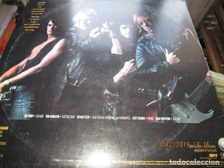 Discos de vinilo: AEROSMITH - PUMP LP - ORIGINAL U.S.A. - GEFFEN RECORDS 1989 - STEREO - GHS 24254 - - Foto 7 - 187453710