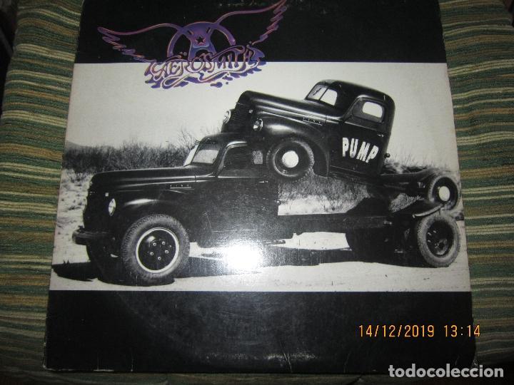 Discos de vinilo: AEROSMITH - PUMP LP - ORIGINAL U.S.A. - GEFFEN RECORDS 1989 - STEREO - GHS 24254 - - Foto 17 - 187453710