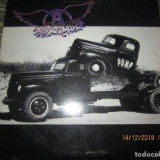 Discos de vinilo: AEROSMITH - PUMP LP - ORIGINAL U.S.A. - GEFFEN RECORDS 1989 - STEREO - GHS 24254 -. Lote 187453710
