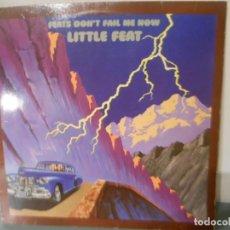 Discos de vinilo: LITTLE FEAT - FEATS DON'T FAIL ME NOW. Lote 187454300