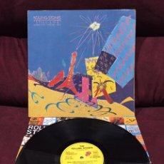 Discos de vinilo: THE ROLLING STONES - STILL LIFE (AMERICAN CONCERT 1981), LP GATEFOLD, 1982, ESPAÑA, PRIMERA EDICIÓN. Lote 187454636