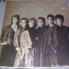 Discos de vinilo: ANIMOTION I ENGINEER 1986. Lote 187465808