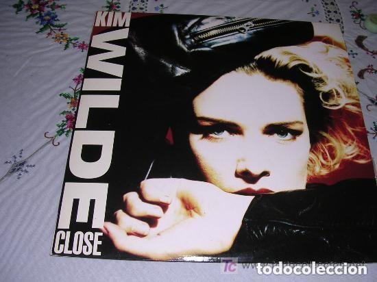 KIM WILDE CLOSE LP (Música - Discos - LP Vinilo - Pop - Rock - Extranjero de los 70)
