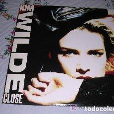 Discos de vinilo: KIM WILDE CLOSE LP. Lote 187465911