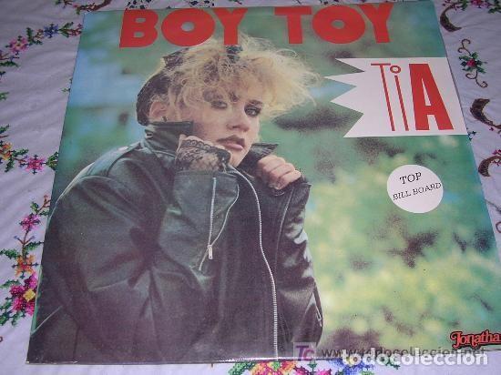 BOY TOY TIA JONATHAN (Música - Discos - LP Vinilo - Pop - Rock - Extranjero de los 70)