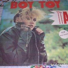 Discos de vinilo: BOY TOY TIA JONATHAN. Lote 187465943