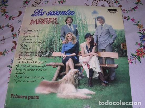 MARFIL - LOS SESENTA - LP - BELTER 1980 SPAIN (Música - Discos - LP Vinilo - Pop - Rock - Extranjero de los 70)