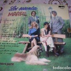 Discos de vinilo: MARFIL - LOS SESENTA - LP - BELTER 1980 SPAIN. Lote 187466158