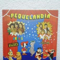 Discos de vinilo: PEQUELANDIA. Lote 187475547