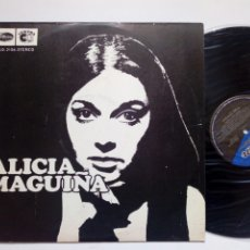 Discos de vinilo: LP: ALICIA MAGUIÑA (ODEÓN DEL PERÚ - I.E.M.P.S.A., 1970). Lote 187477060