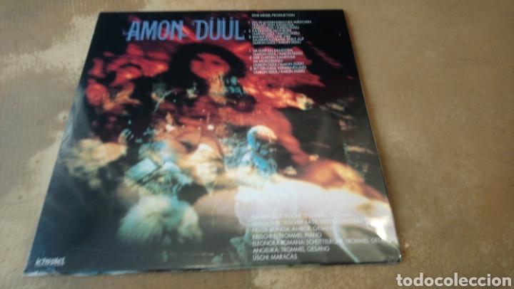 Discos de vinilo: Amon Düül–Psychedelic Underground - LP vinilo precintado - Krautrock - Foto 2 - 187480760