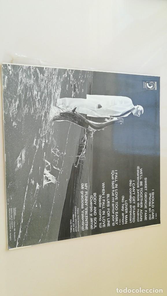 Discos de vinilo: LP TETE MONTOLIU RECORDANDO A LINE DISCOPHON 1972 - Foto 2 - 187485658