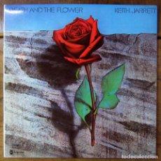 Discos de vinilo: KEITH JARRETT - DEATH AND THE FLOWER - 1976 - EDICIÓN ESPAÑOLA - JAZZ. Lote 187500268