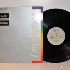 Discos de vinilo: WHAM - I'M YOUR MAN - MAXI SINGLE - EPCA126716 ESPAÑA 1985 VG++/VG+. Lote 187500502