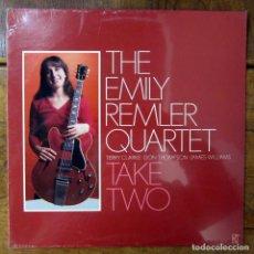 Discos de vinilo: THE EMILY REMLER QUARTET - TAKE TWO - 1982 - JAZZ - EDICIÓN AMERICANA - PRECINTADO. Lote 187500737