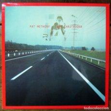 Discos de vinilo: PAT METHENY - NEW CHAUTAUQUA - 1979 - JAZZ - ECM -. Lote 187501356