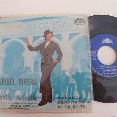 Discos de vinilo: MARIBEL RIVERA-EP MALETILLA MALETILLA +3 . Lote 187502936