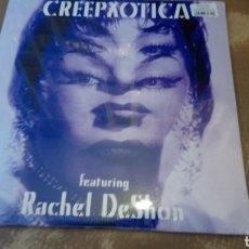 Discos de vinilo: CREEPXOTICAFEATURINGRACHEL DESHON–TAKING YMA SUMAC A STEP FURTHER...VINILO PRECINTADO.. Lote 187504531