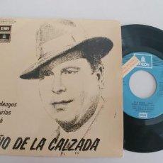 Discos de vinilo: NIÑO DE LA CALZADA-EP FANDANGOS +3. Lote 187506776