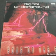 Discos de vinilo: DIGITAL UNDERGROUND- SONS OF THE P . Lote 187507311