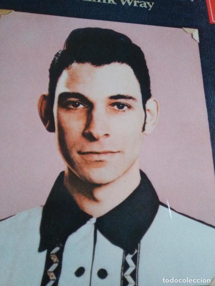 Discos de vinilo: LP DE ROBERT GORDON WITH LINK WRAY GUITAR. RED HOT.SELLO RCA PL 13296.SPAIN.1980. - Foto 4 - 187520651