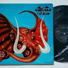 Discos de vinilo: LP: OSIBISA - HEADS (MCA, 1972) - EDICIÓN ESPAÑOLA, PORTADA DOBLE - GATEFOLD COVER -. Lote 187532273