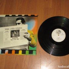 Discos de vinilo: ALEPH - FLY TO ME - MAXI - SPAIN - BLANCO Y NEGRO - LV - . Lote 187533290