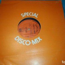 Discos de vinilo: GILLY MASON - LET ME GET TO LOVE YOU + JESSE GREEN FLIP - MAXI SINGLE VINILO PROMOCIONAL 1977 - EMI. Lote 187535091