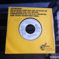 Discos de vinilo: SINGLE / EP. DISCO PROMOCIONAL. THE MOVERS. SHE LOVES YOU. MAMA LIZA. ESPAÑA, 1978. Lote 187536333