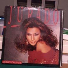 Discos de vinilo: ROCÍO JURADO PUNTO DE PARTIDA, EMI 1988. Lote 187543857