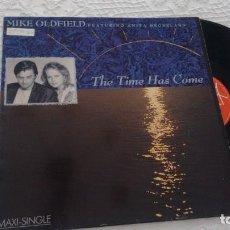 Discos de vinilo: MAXISINGLE ( VINILO) DE MIKE OLDFIELD AÑOS 80. Lote 187562345