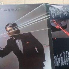 Discos de vinilo: LP ( VINILO) DE CHRIS DE BURGH AÑOS 80. Lote 187562440
