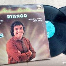 Discos de vinilo: LP ( VINILO) -DOBLE- DE DYANGO AÑOS 80. Lote 187562468