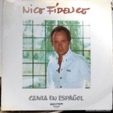 Discos de vinilo: NICO FIDENCO LP-. Lote 187569456