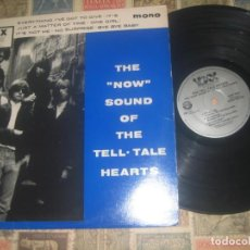 Discos de vinilo: TELL-TALE HEARTS - THE NOW SOUND OF THE TELL TALE HEARTS(1985-VOXX)OG USA GARAJE MUY BUSCADO. Lote 187578478