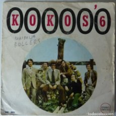 Discos de vinilo: KOKOS' 6 // LLORA TROMPETA+3 // 1976 // EP. Lote 187582122