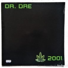 Discos de vinilo: DR. DRE - '' 2001 '' 2 LP ORIGINAL EU 1999. Lote 187586980