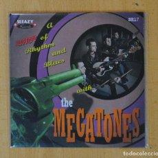 Discos de vinilo: THE MEGATONES - LIES + 3 - EP. Lote 187593048