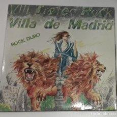 Discos de vinilo: MUSICA SINGLE: ESFINGE ROCK VILLA MADRID 1985 2º PREMIO ROCK DURO DIOSA ESFINGE GLADIADOR DEL ROCK. Lote 187593600