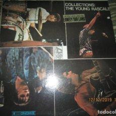 Discos de vinilo: THE YOUNG RASCALS - COLLECTIONS LP - ORIGINAL U.S.A. - ATLANTIC RECORDS 1966 - MONOAURAL -. Lote 187594315