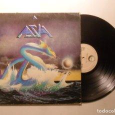 Discos de vinilo: LP - ASIA - JOHN WETON/CARL PALMER/STEVE HOWE/GEOFFREY DOWNES - GEFFEN RECORDS - 1981. Lote 187598967