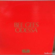 Discos de vinilo: BEE GEES - ODESSA POLYDOR 2 LP´S -1969 GAT. Lote 187617210