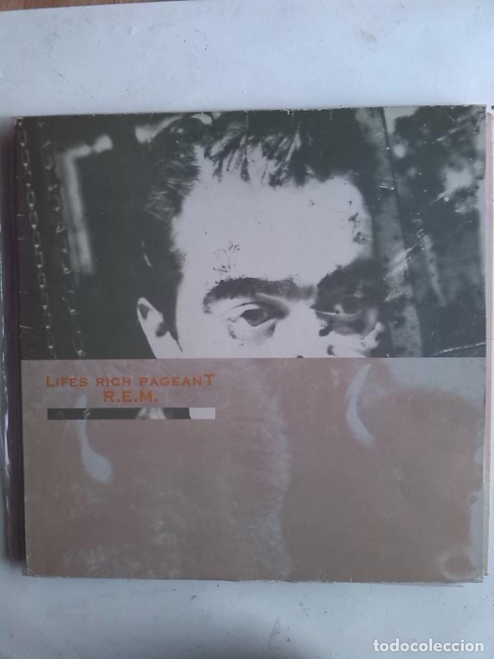 R.E.M - LIFES RICH PAGEANT (Música - Discos - LP Vinilo - Pop - Rock - New Wave Internacional de los 80)