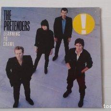Discos de vinilo: THE PRETENDERS - LEARNING TO CRAWL LP 1984 EDICION EUROPEA. Lote 187621758