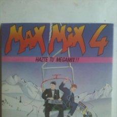 Disques de vinyle: MAX MIX 4 BOX SET 2 LPS. Lote 187627398